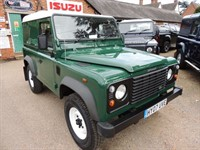 Car of the week - Land Rover Defender 90 HARD-TOP TD5 - Only £13,995 + VAT