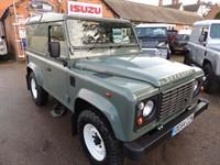 Car of the week - Land Rover Defender 90 TD HARD TOP - Only £22,995 + VAT