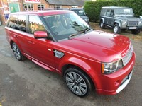 Car of the week - Land Rover Range Rover Sport SDV6 AUTOBIOGRAPHY SPORT - Only £27,495