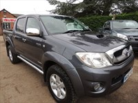 Car of the week - Toyota Hilux HI-LUX INVINCIBLE 4X4 D-4D DCB - Only £15,500