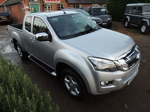 Used Isuzu D-Max TD YUKON EXTENDED CAB in Bedford