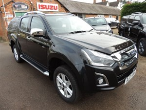 Used Isuzu D-Max UTAH Double Cab Pickup in Bedford