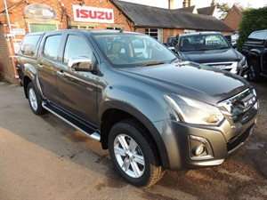 Used Isuzu D-Max YUKON NAV+ DOUBLE CAB PICKUP  in Bedford