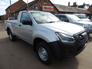 Used Isuzu D-Max 4X4 SINGLE CAB PICKUP in Bedford