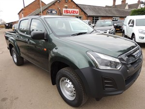 Used Isuzu D-Max UTILITY DOUBLE CAB PICKUP in Bedford
