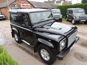 Used Land Rover Defender 90 TD XS STATION WAGON in Bedford