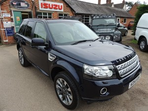 Used Land Rover Freelander SD4 METROPOLIS in Bedford