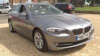 Used BMW 520d 5 Series SE 4dr