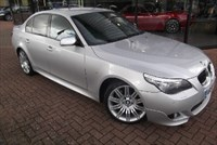 Used BMW 530d 5 Series M Sport 4dr Step Auto