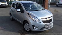 Used Chevrolet Spark 1.0i LS 5dr