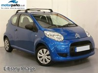 Used Citroen C1 1.0i Splash 3dr