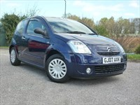 Used Citroen C2 1.4i SX 3dr