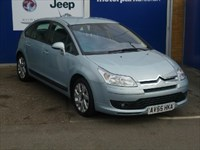 Used Citroen C4 1.6i 16V VTR Plus 5dr