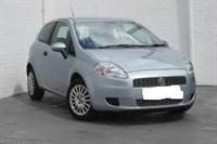 Used Fiat Grande Punto Active 3dr