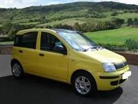 Used Fiat Panda Eleganza 5dr Auto