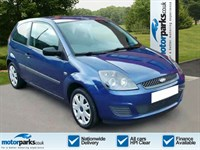 Used Ford Fiesta TDCi Zetec 3dr (Climate)
