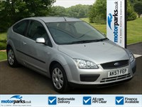 Used Ford Focus LX 3dr