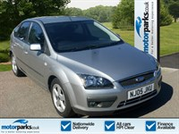 Used Ford Focus Zetec 5dr Auto (Climate Pa
