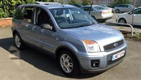 Used Ford Fusion TDCi Zetec 5dr (Climate)