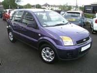 Used Ford Fusion Zetec 5dr Auto (Climate)