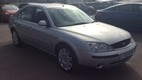 Used Ford Mondeo 145ps Ghia