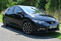 Used Honda Civic i-DTEC EX GT 5dr