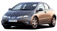 Used Honda Civic SR 5dr
