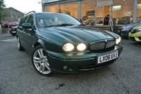 Used Jaguar X-Type 2.2d Sport 5dr (Euro 4)