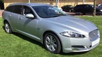 Used Jaguar XF 2.2d (200) Luxury 5dr Auto
