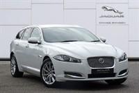 Used Jaguar XF 2.2d Premium Luxury 5dr Auto