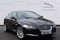 Used Jaguar XF 2.2d Luxury 4dr Auto