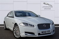 Used Jaguar XF 2.2d (200) Luxury Auto