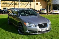 Used Jaguar XF 3.0d V6 S Premium Luxury 4dr A