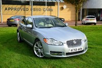 Used Jaguar XF 2.7d Premium Luxury 4dr Auto