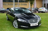 Used Jaguar XF 2.2d Premium Luxury 4dr Auto