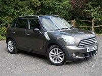 Used MINI Countryman Cooper D ALL4 5dr