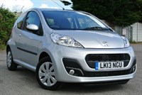 Used Peugeot 107 Active 3dr
