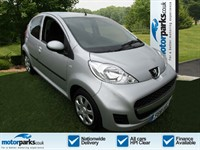 Used Peugeot 107 Urban 5dr