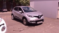 Used Renault Captur DYNAMIQUE MEDIANAV EDC AUTO