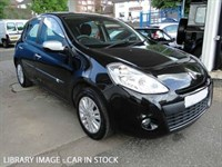 Used Renault Clio 1.2 16V I-Music 5dr