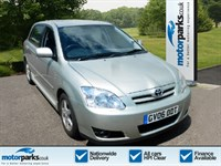Used Toyota Corolla D-4D T3 5dr