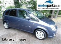 Used Vauxhall Meriva 1.3 CDTi 16V Breeze 5dr