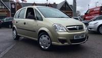 Used Vauxhall Meriva 1.4i 16V Life 5dr