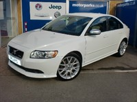 Used Volvo S40 D5 SE Sport 4dr Geartronic
