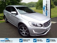 Used Volvo XC60 D5 (215) SE Lux Nav 5dr AWD Ge