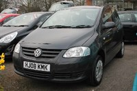 Used VW Fox 3dr