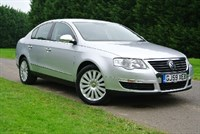 Used VW Passat Highline TDI CR DPF 4dr DS