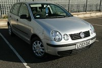 Used VW Polo S 75 5dr Auto (AC)
