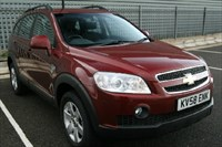 Used Chevrolet Captiva VCDi LT 5dr