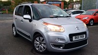 Used Citroen C3 Picasso HDi 16V Exclusive (110) 5d